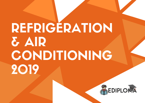 BTE Question Paper of Refrigeration and Air Conditioning 2019