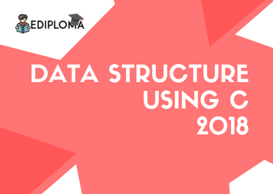 BTE Question Paper of Data Structure using C 2018