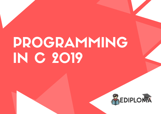 BTE Question Paper of Programming in C 2019