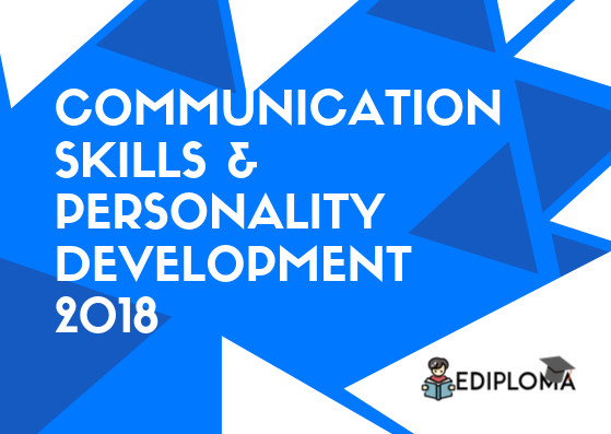 BTE Question Paper of Communication Skills & Personality Development 2019