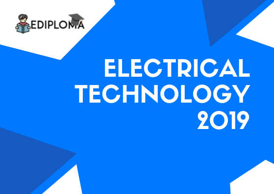 BTE Question Paper of Electrical Technology 2019