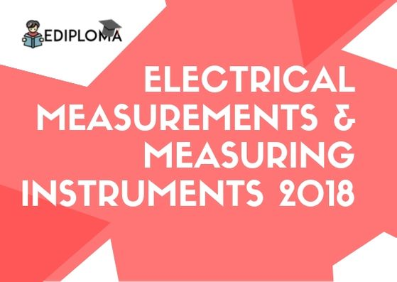 BTE Question Paper of Electrical Measurements & Measuring Instruments 2018