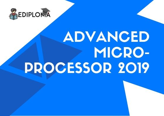 BTE Question Paper of Advanced Microprocessor 2019